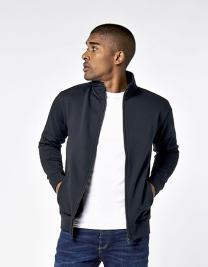 Regular Fit Zipped Sweatshirt